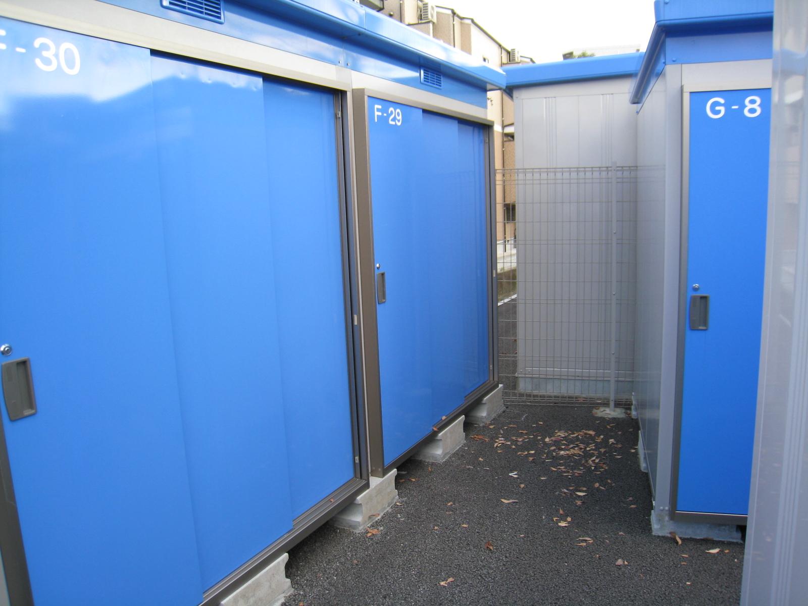 井尻店 収納に特化した井尻店のトランクルーム