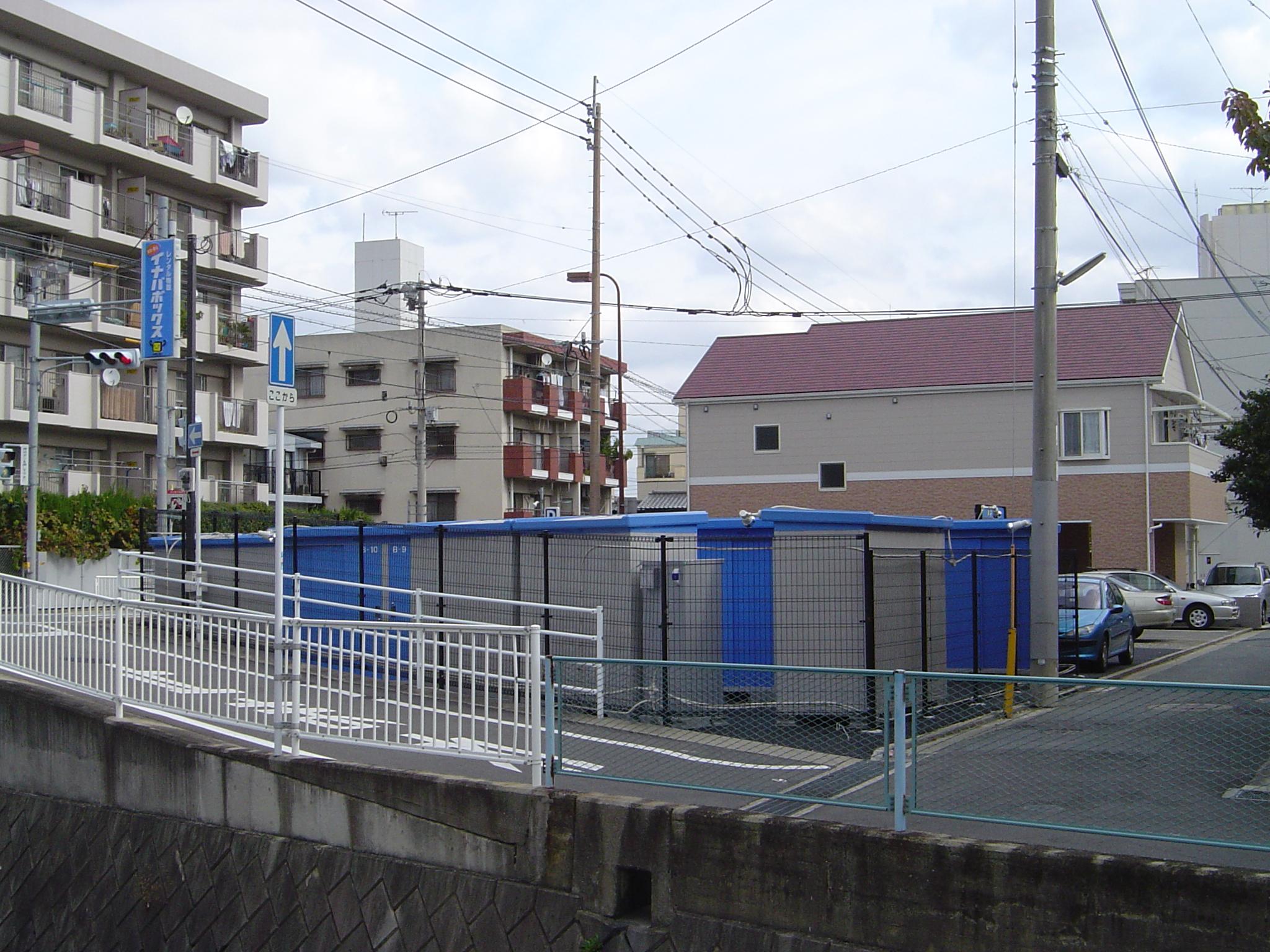 別府店 駐車場も完備されています