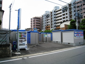 姪浜2号店 姪浜2号店の入口