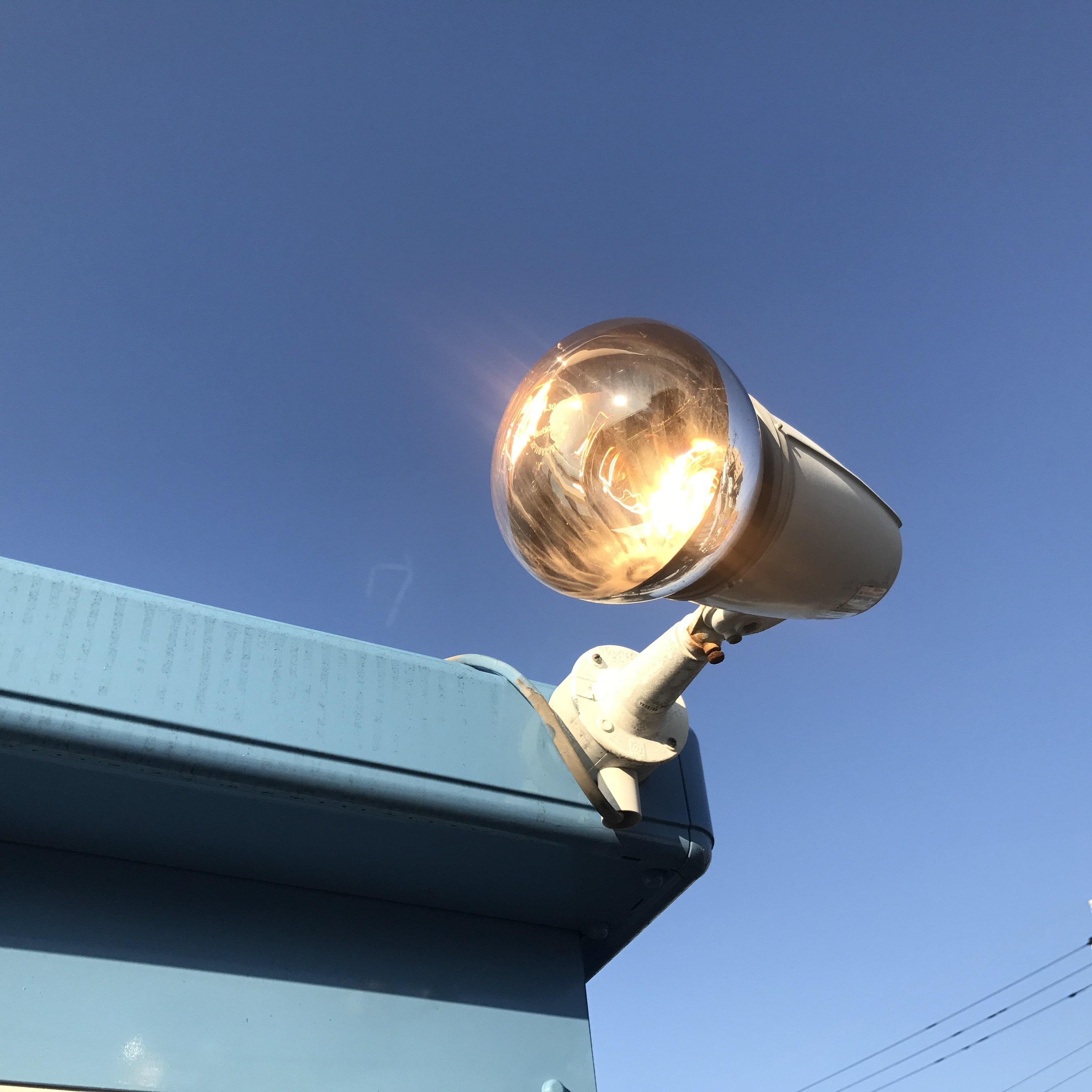 町田店 夜間照明も整っております