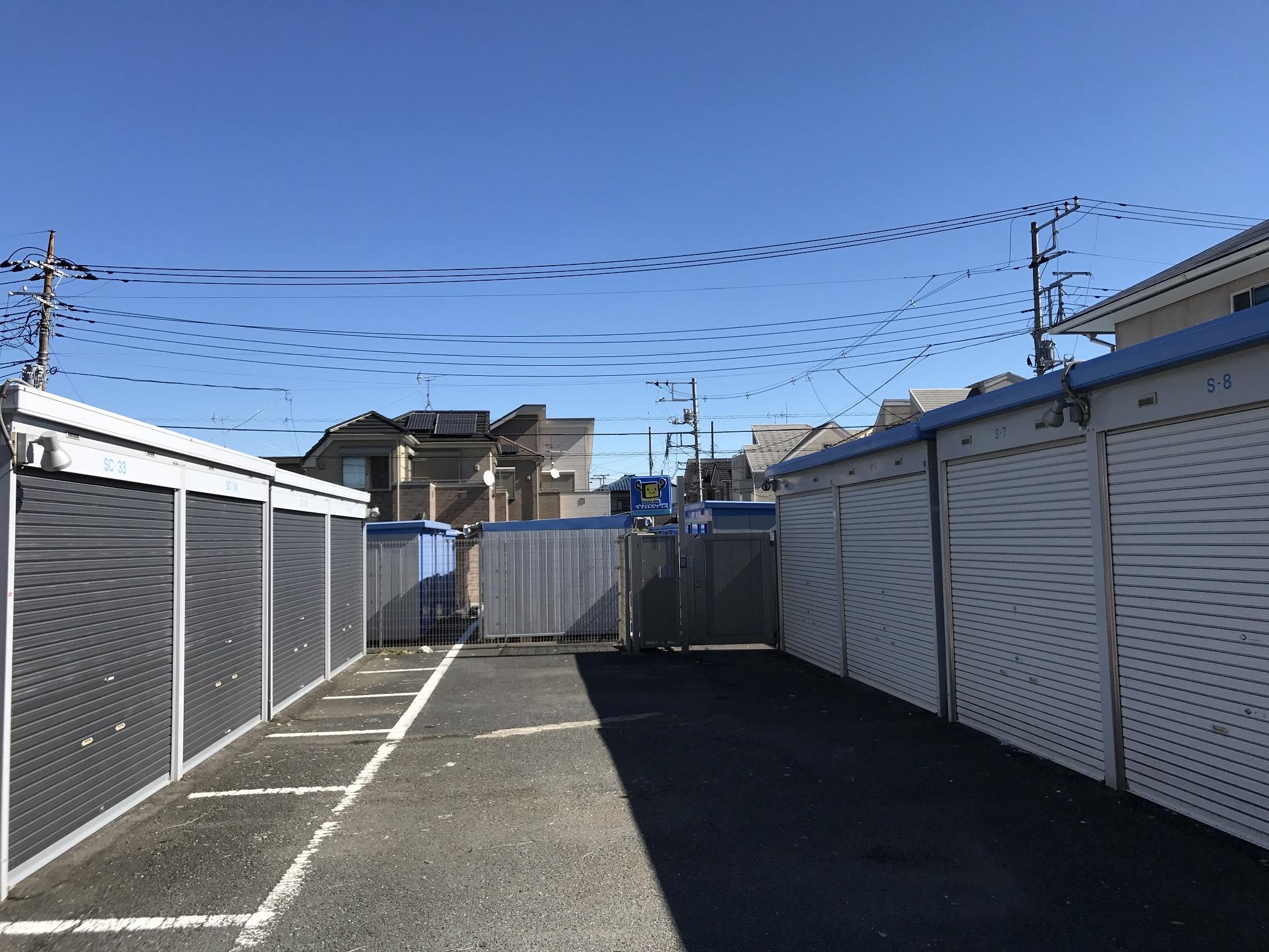 足立店 足立店の内観(ガレージタイプ)