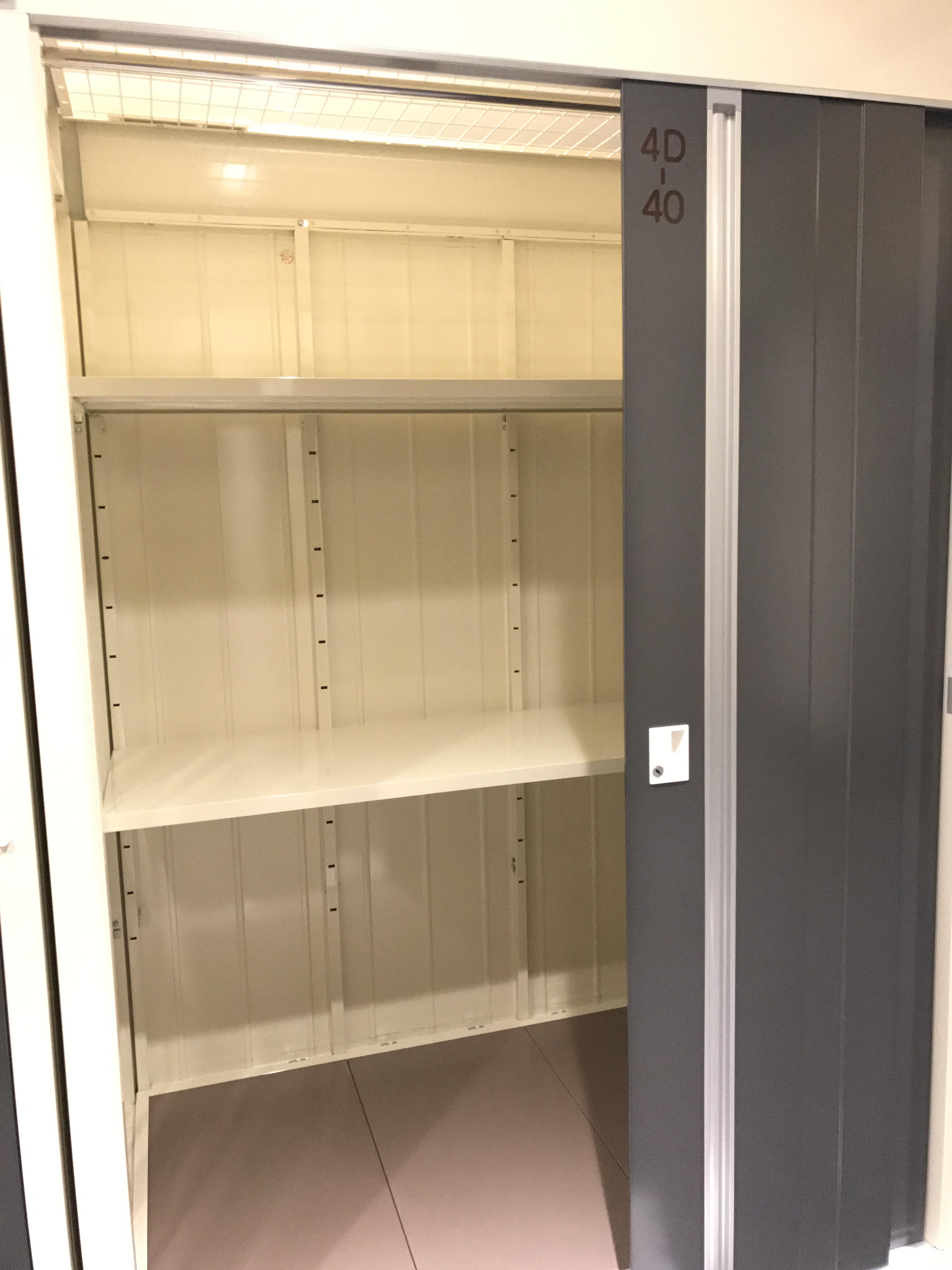 INABA96 本庄見福店 TCタイプ 1.30 m2 約0.8畳 1.37 × 0.95 × 2.30