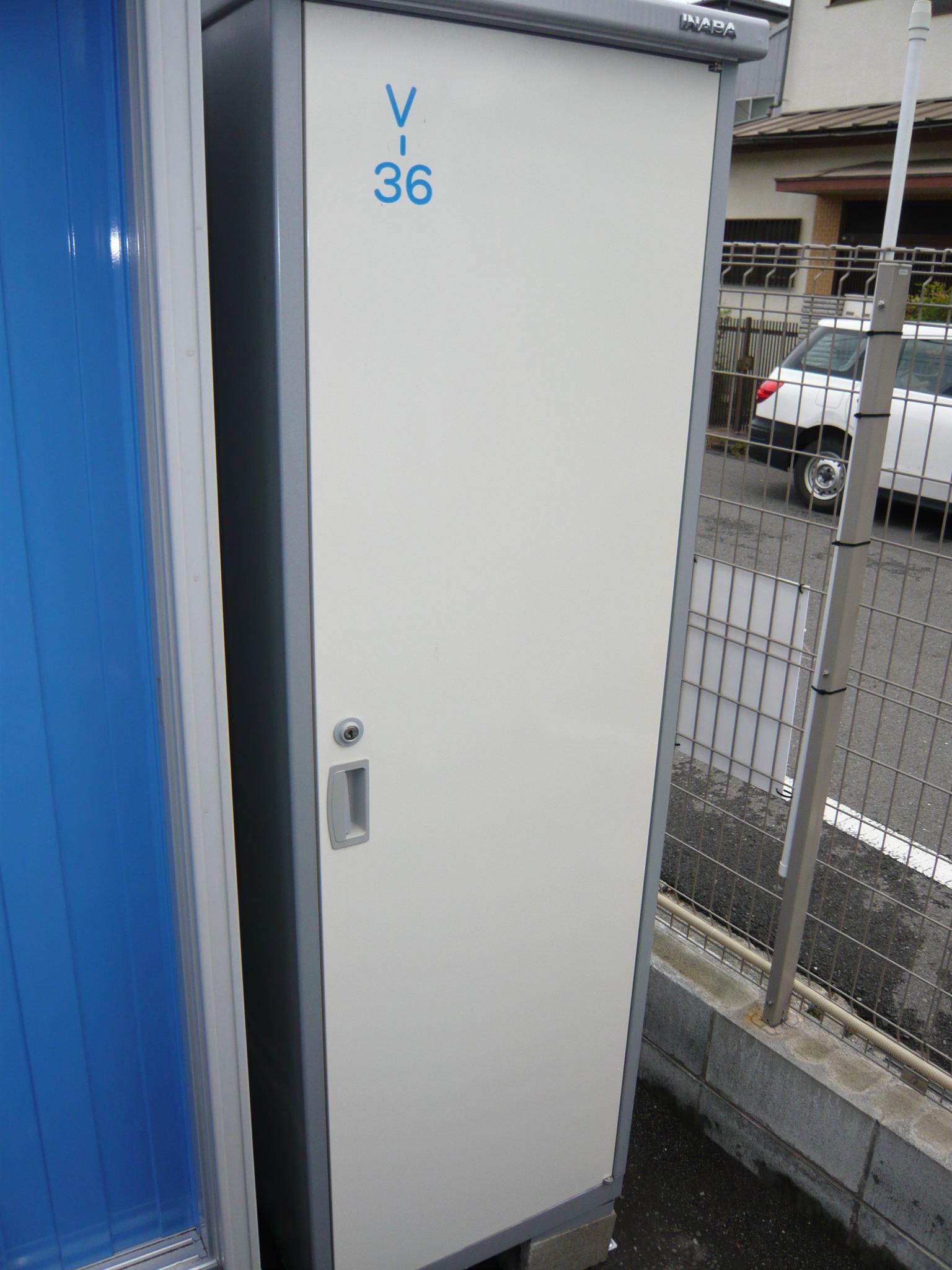 大島店 トランクルームは様々な大きさをご用意しています