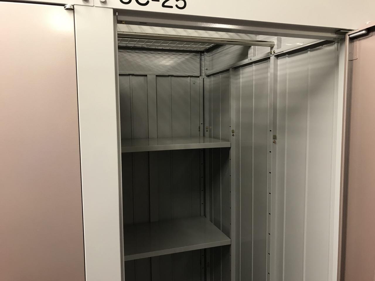 蒲田東口店 レンタル収納スペースの内装