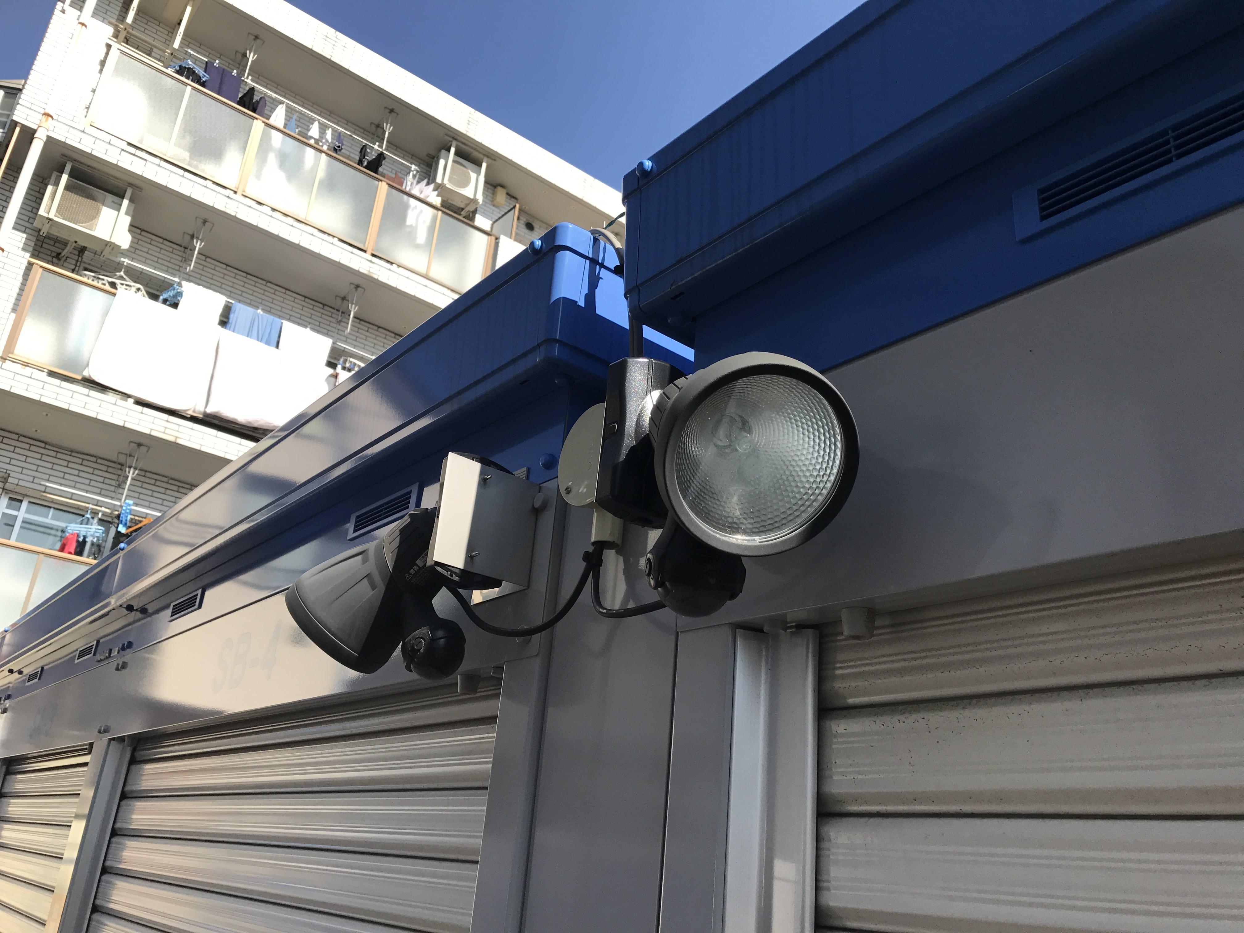 相模原駅前店 夜間照明も完備です