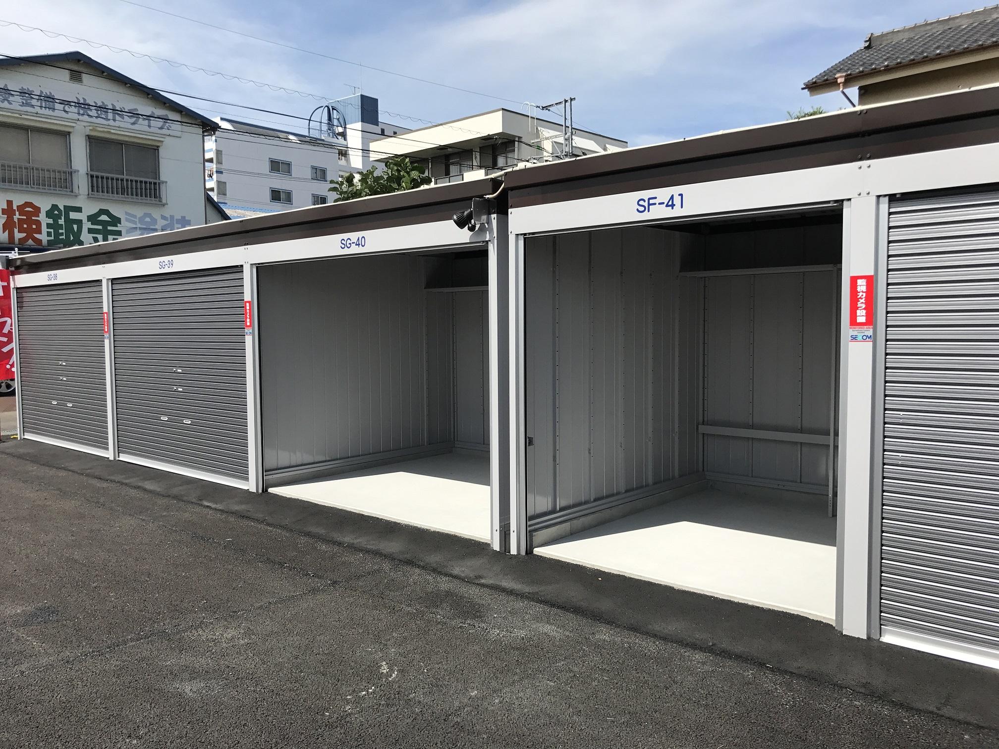 川越熊野町店 大きさは様々な大きさのものをご用意しています