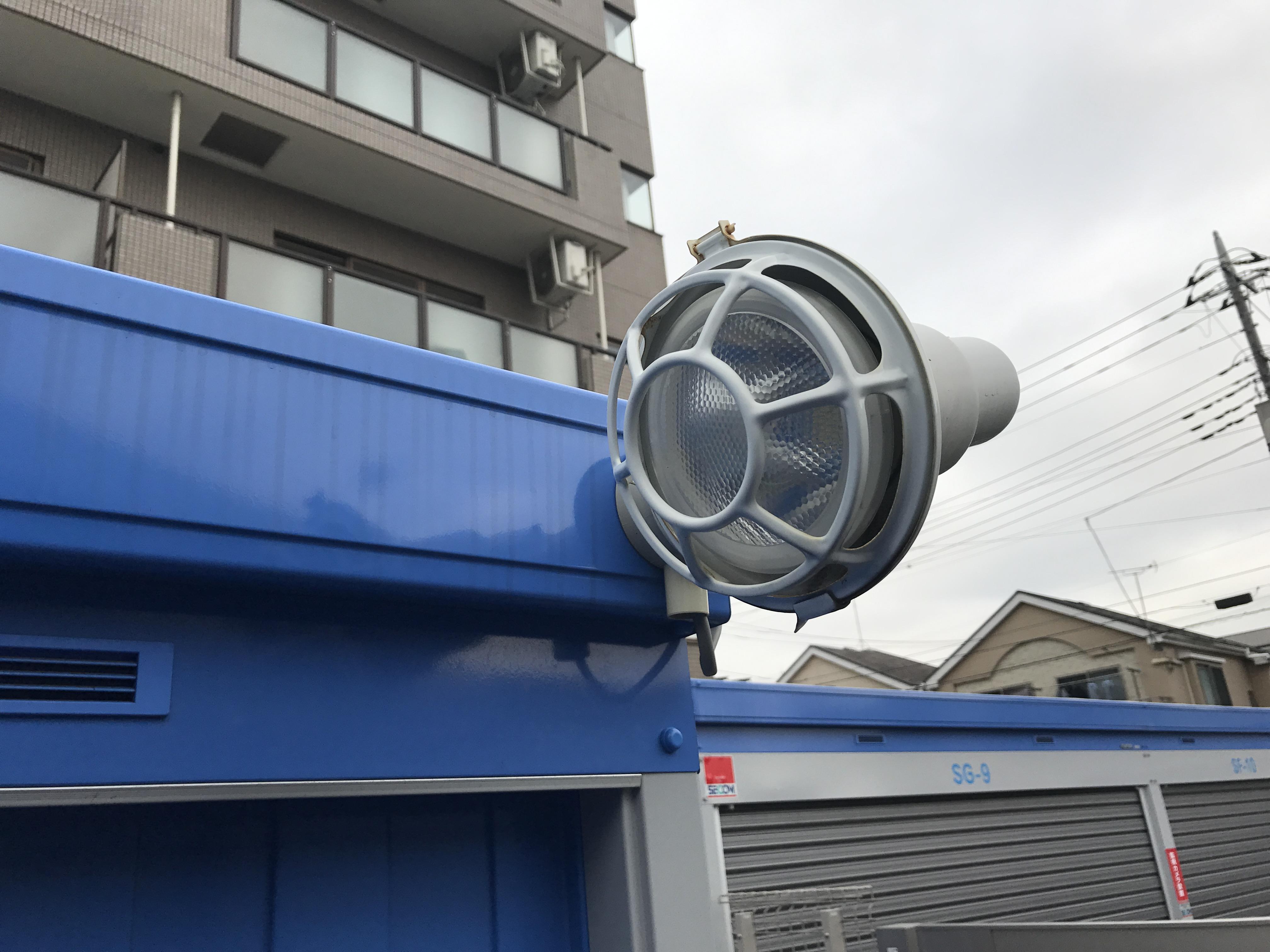 武蔵新城店 夜間照明もあるので24時間利用できます