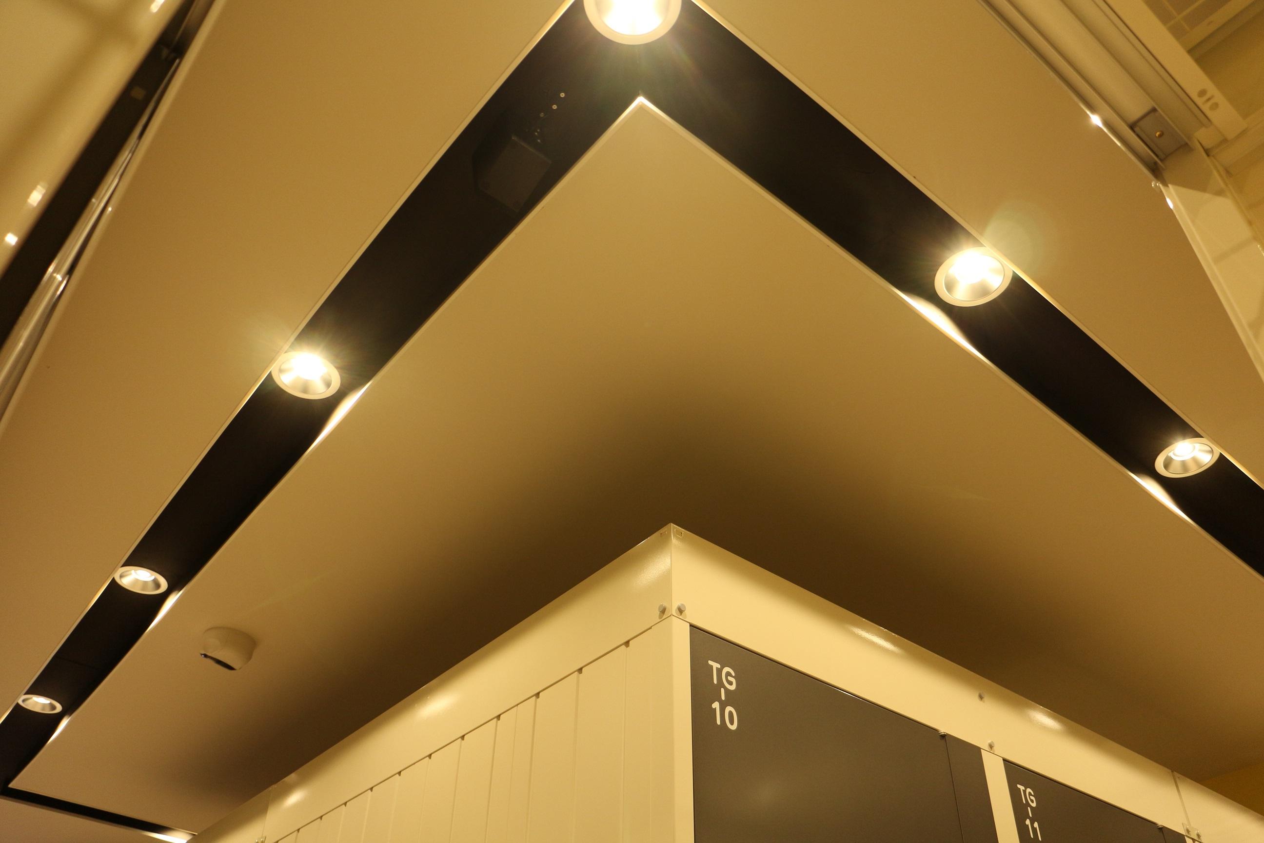 INABA96瀬谷店 空調設備も完備しています