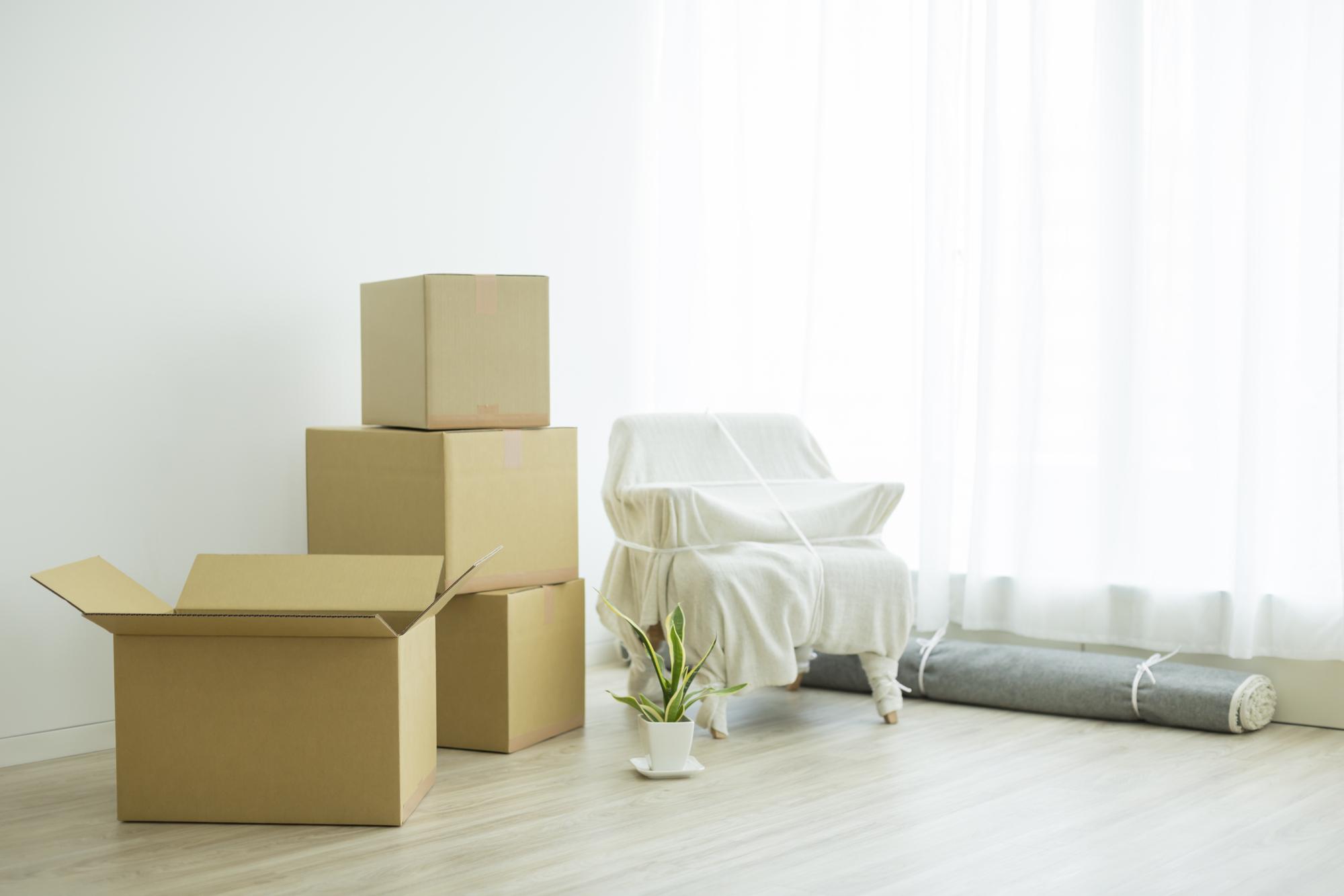 引越しで実践したい「荷造りを効果的に進めるコツ」を一挙紹介!