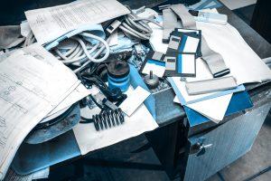 仕事が捗る机にするためのオフィス整理整頓術5選
