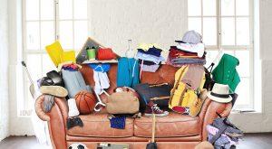 物が多くて部屋が片付かないときにぴったりの掃除メソッド