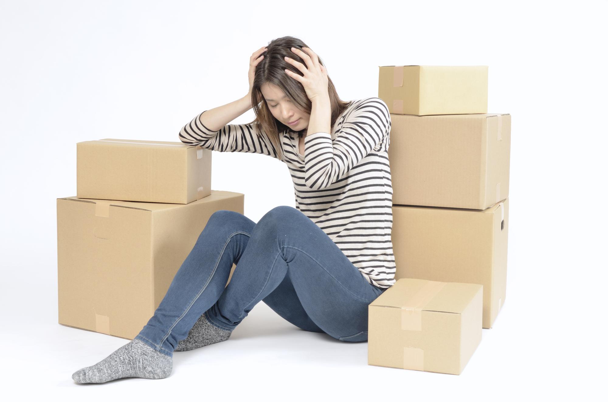 引っ越しまでに準備が間に合わない!?荷造りが終わらない時の対処法
