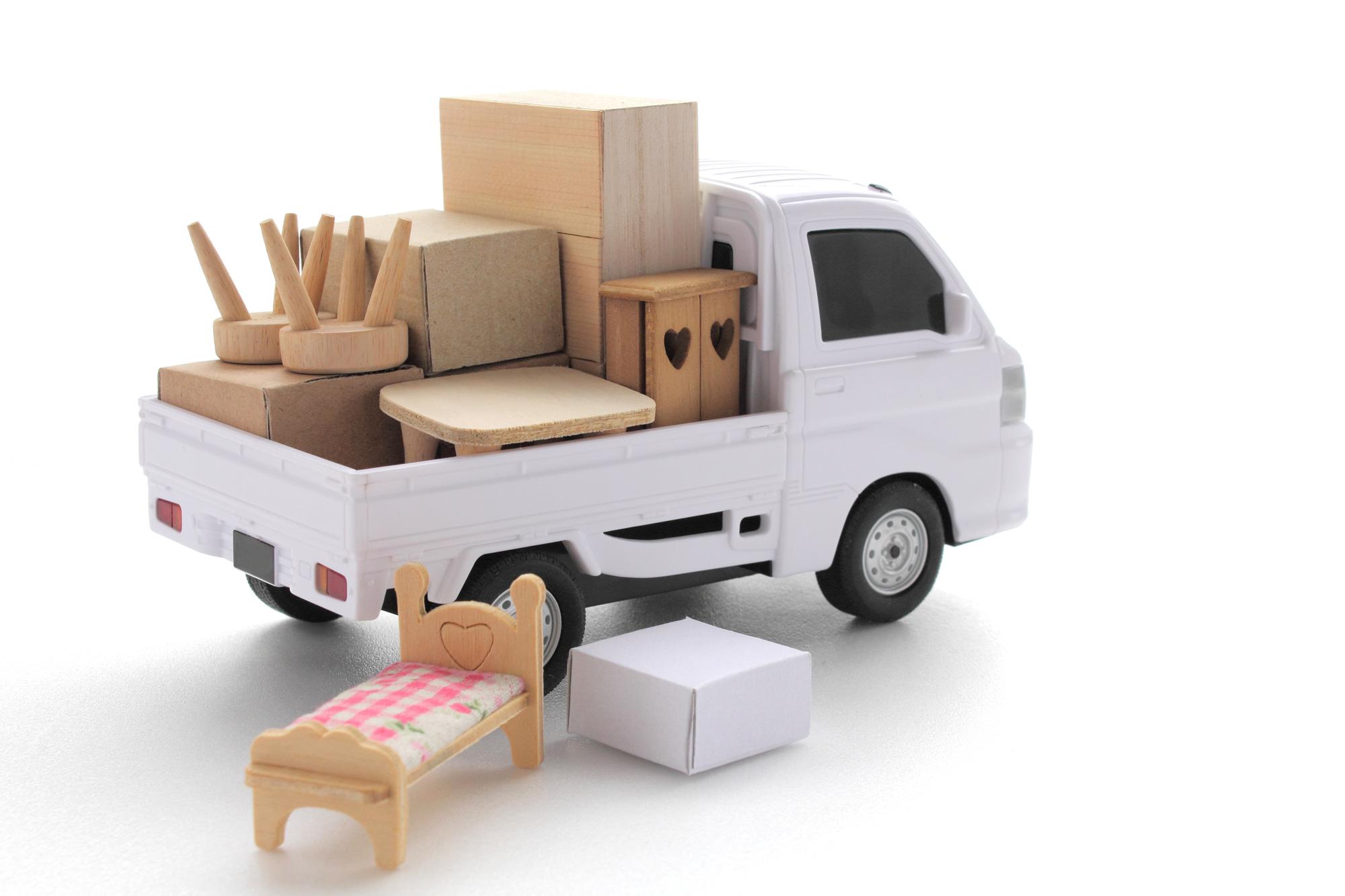 意外と困る・・・引越しで大型家具を運ぶ時に準備すること