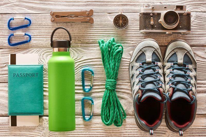バラバラになりがちなキャンプ用品の小物を上手に収納するコツ