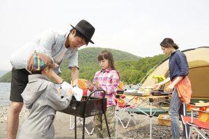 キャンプ用品を物置で収納する時の効果的な収納方法