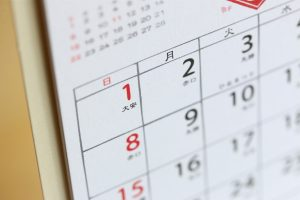 暦をマスターして縁起のいい引越しをしよう