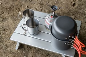アウトドア用品を効率よく収納するための5つのコツを一挙紹介