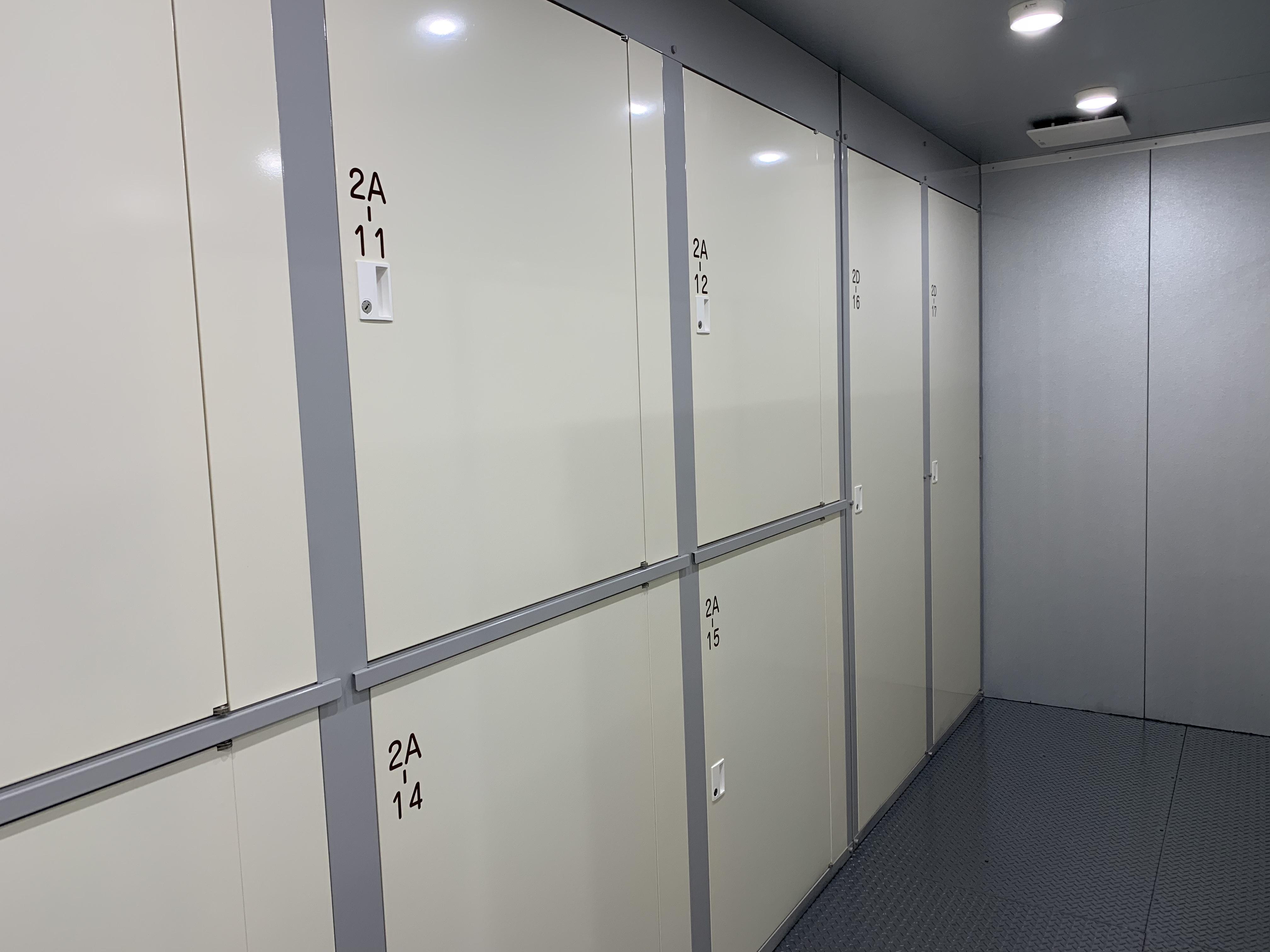 東銀座店 2Aタイプ(箱タイプ)
