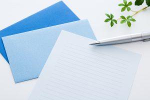 引越しの挨拶を手紙で済ませる方法や手紙で挨拶をすると良い場合とは?