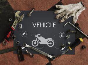 バイクをトランクルームで保管する際に必要な広さとは