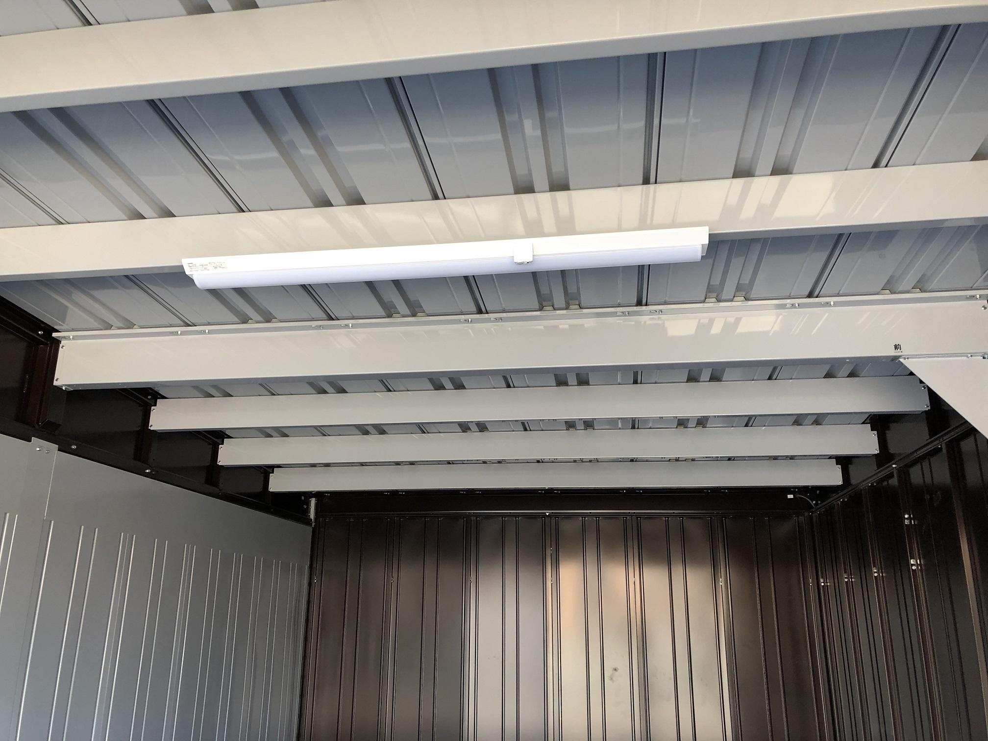 【新規OPEN】中浦和店 庫内照明完備