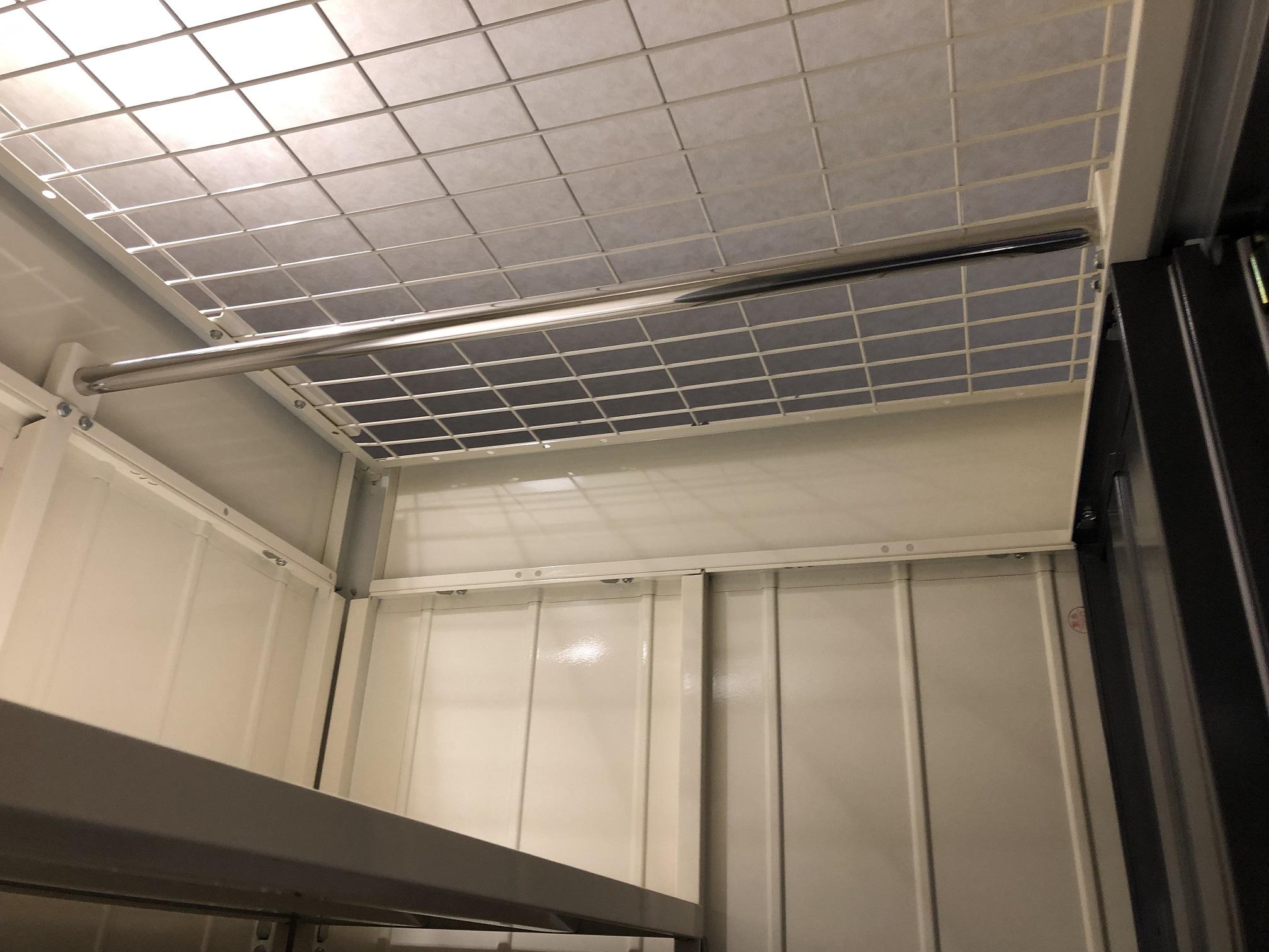 INABA96西保木間店 ハンガーパイプ(一部タイプ)