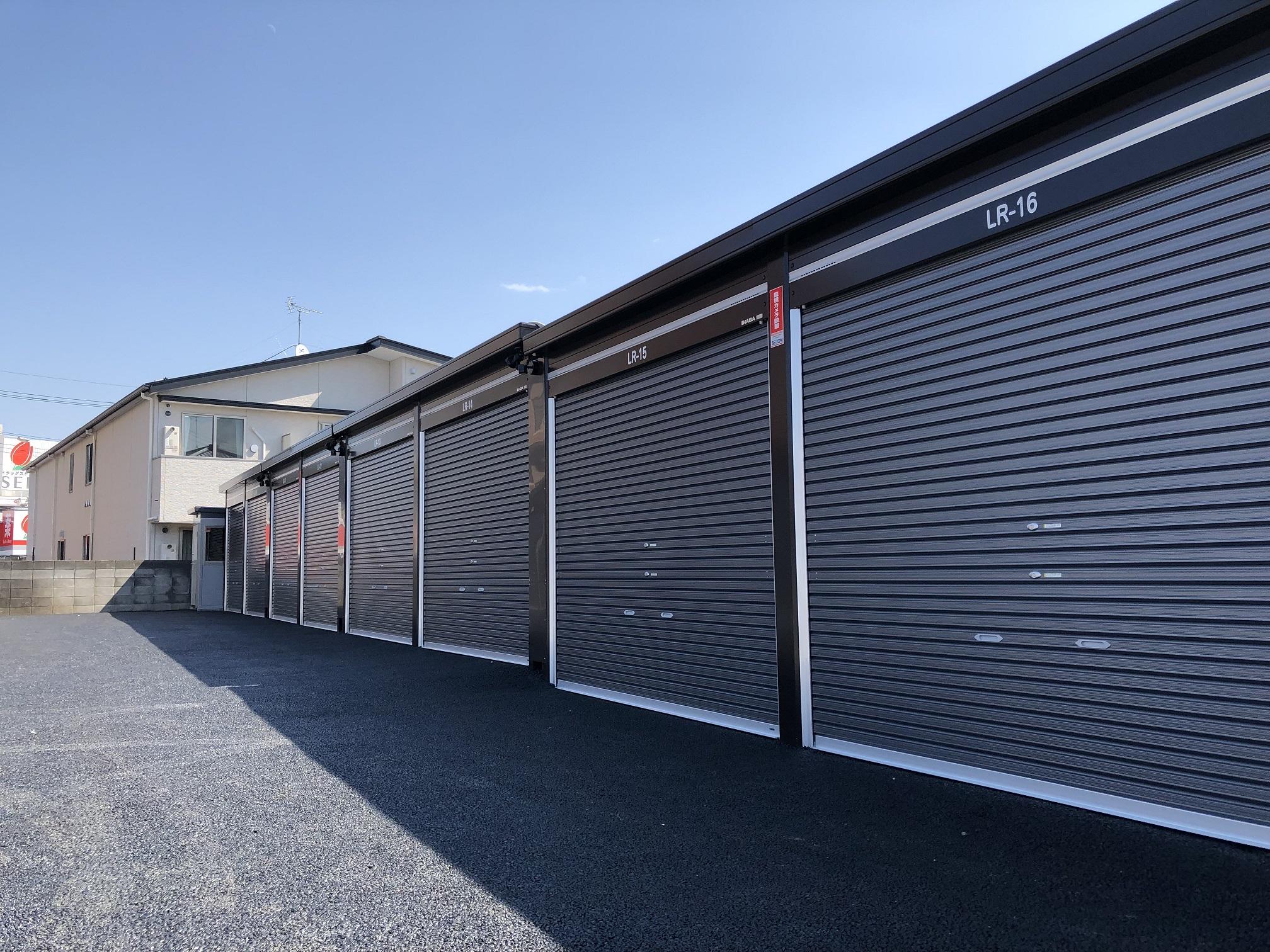 【新規OPEN】中浦和店 人気のガレージタイプ