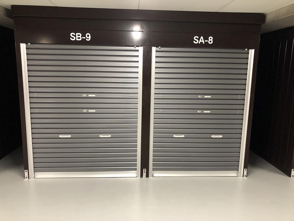 下丸子駅南店 間口の大きさが異なる2種類をご用意しております。