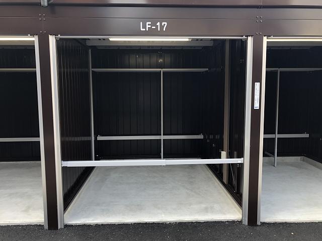 横浜六角橋店 盗難防止バー