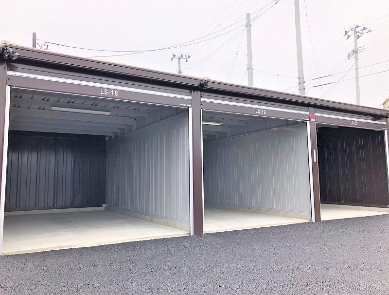 仙台大野田店 人気のガレージタイプです
