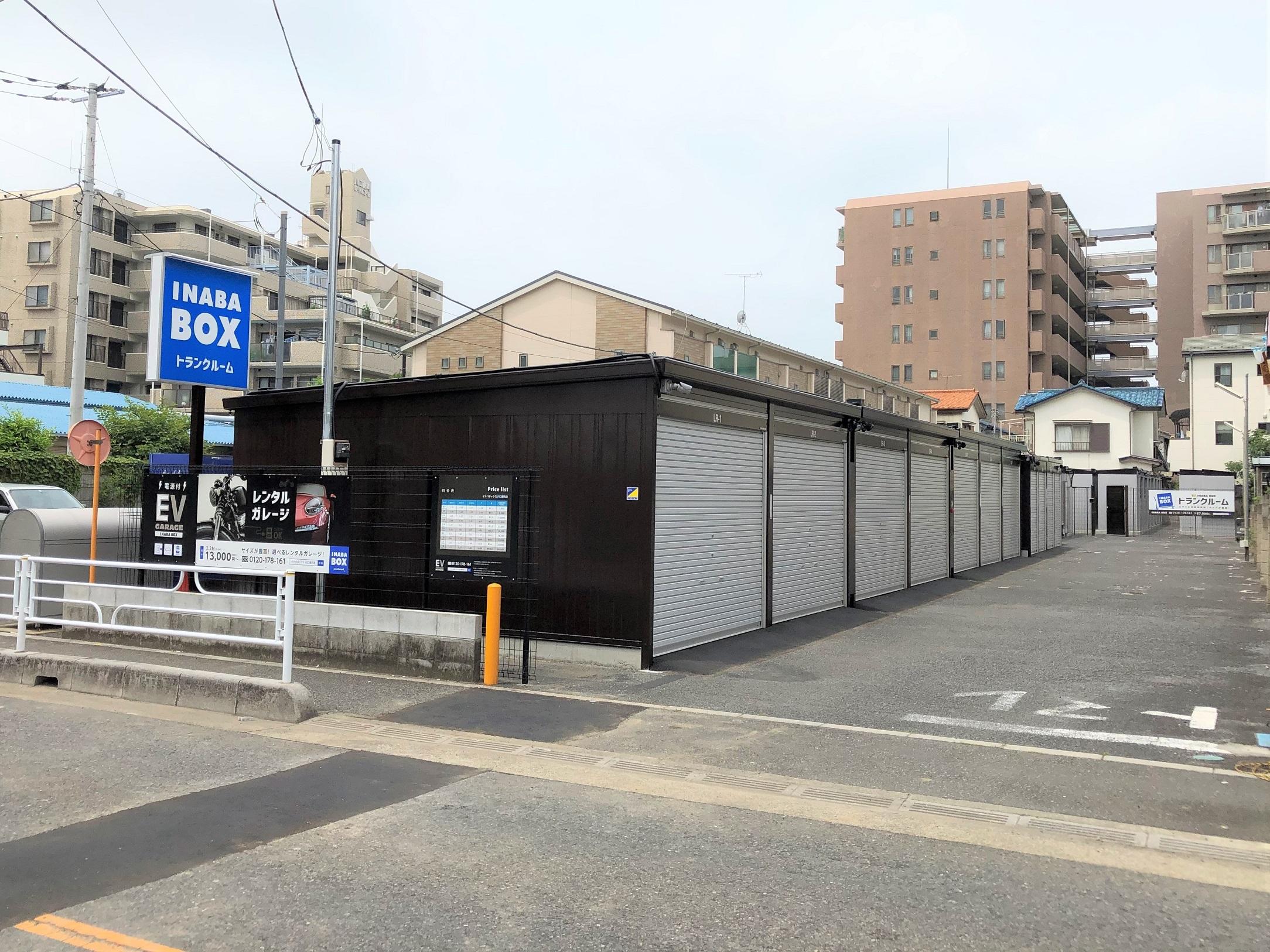 【6月1日新規OPEN】川口南町店 施設外観