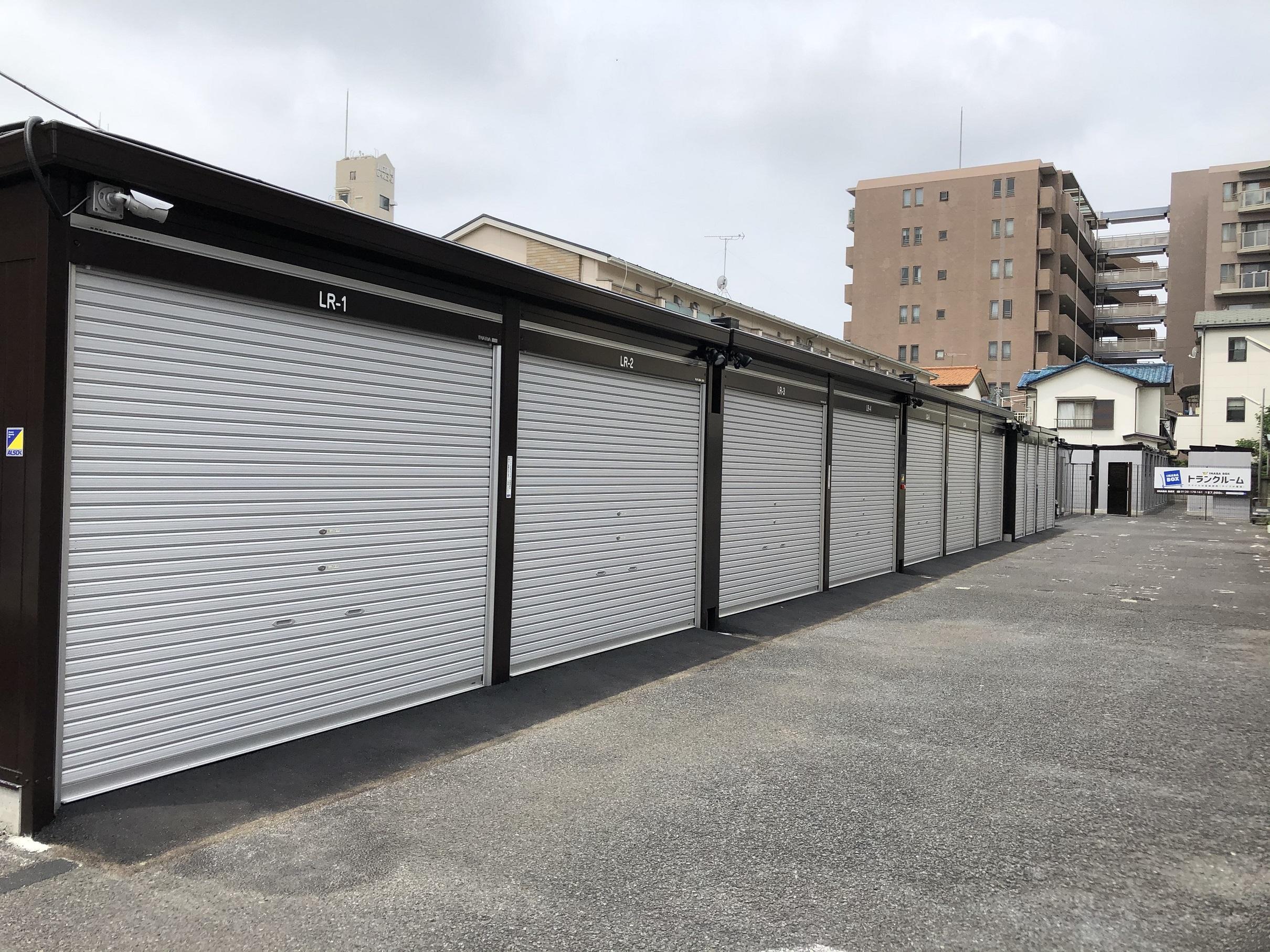 【6月1日新規OPEN】川口南町店 車の収納ができる大型タイプ『LR』・『LQ』もご用意