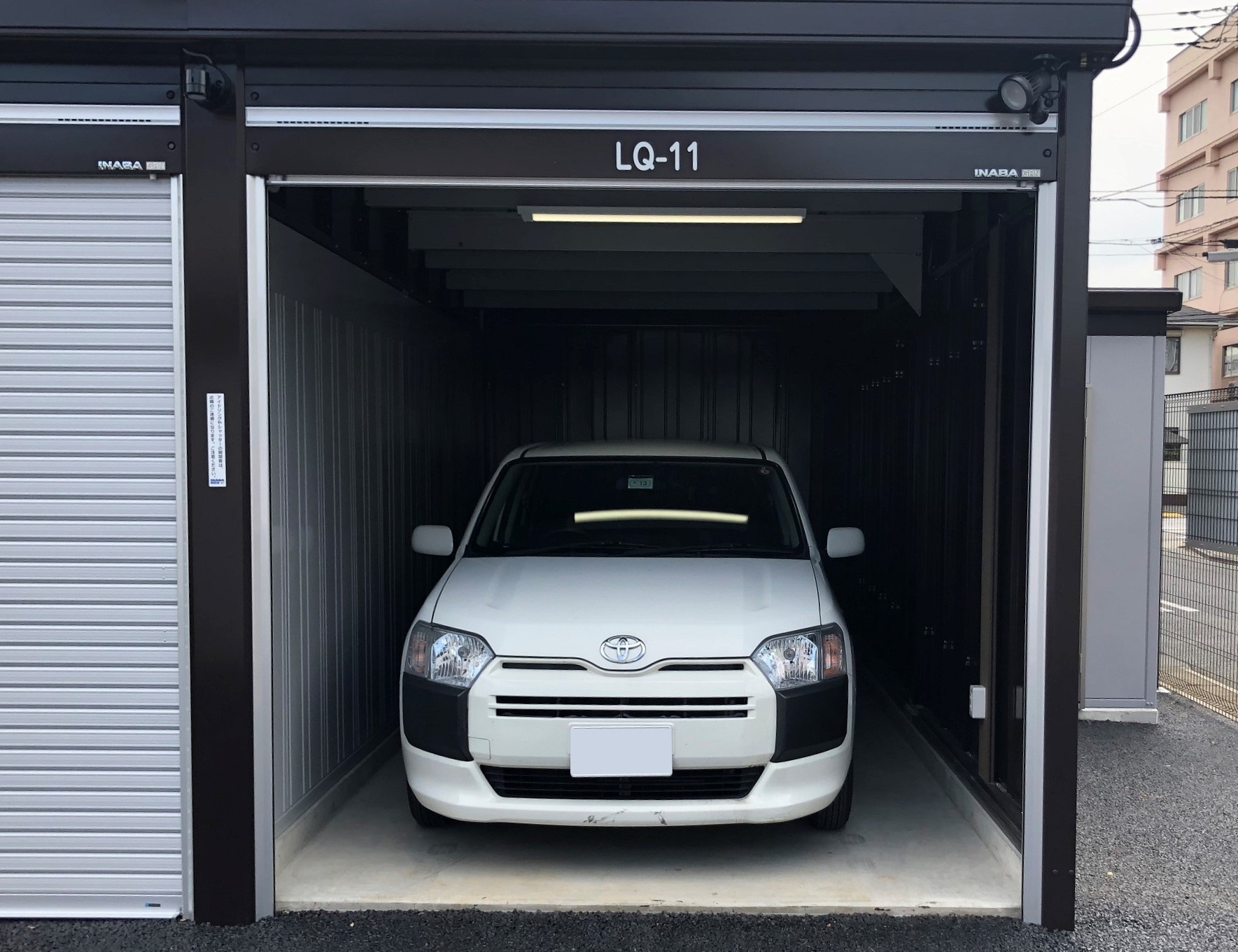 天王台店 LQは車も入ります
