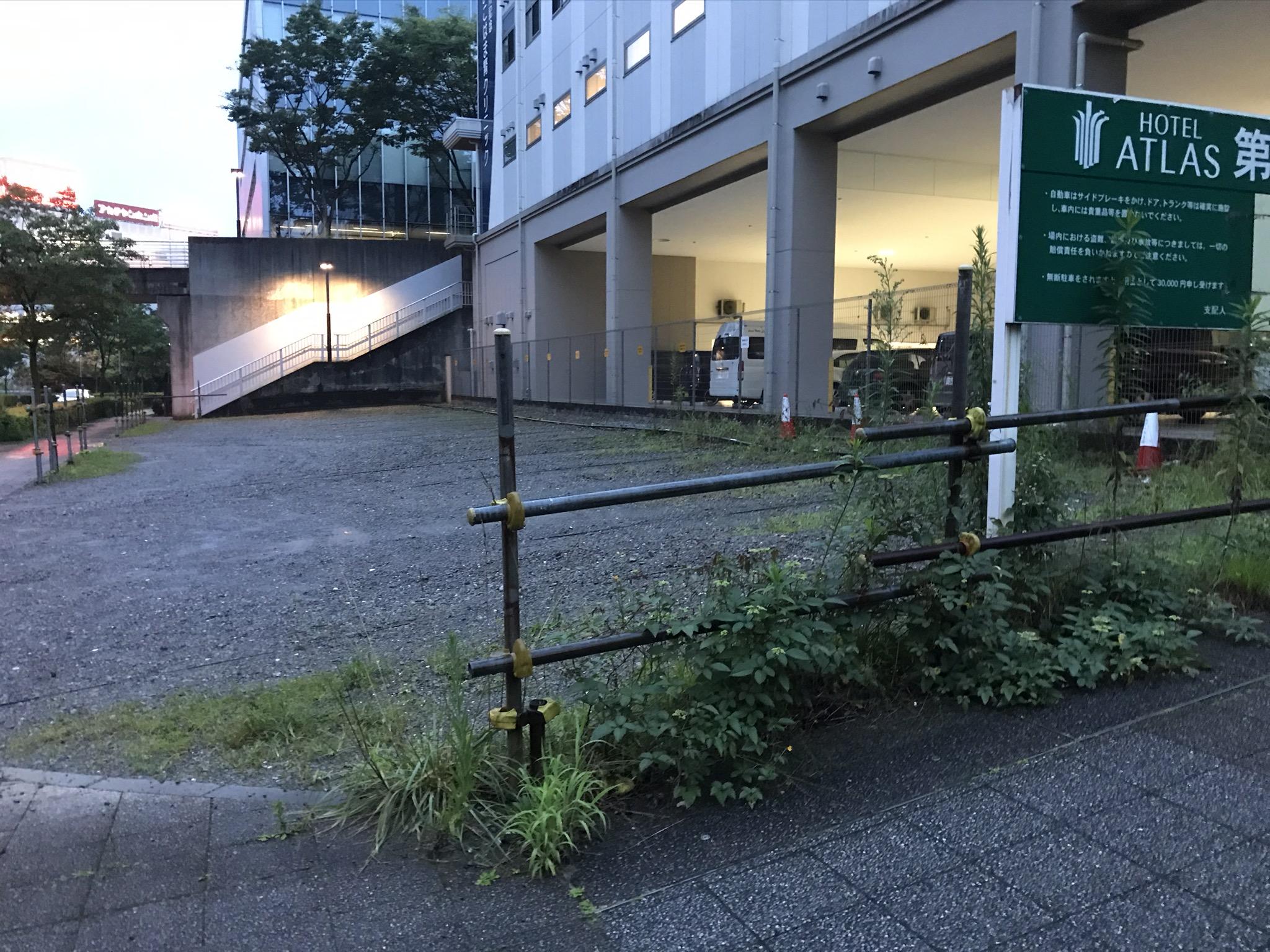 【9月10日OPEN】センター南店 第二駐車場