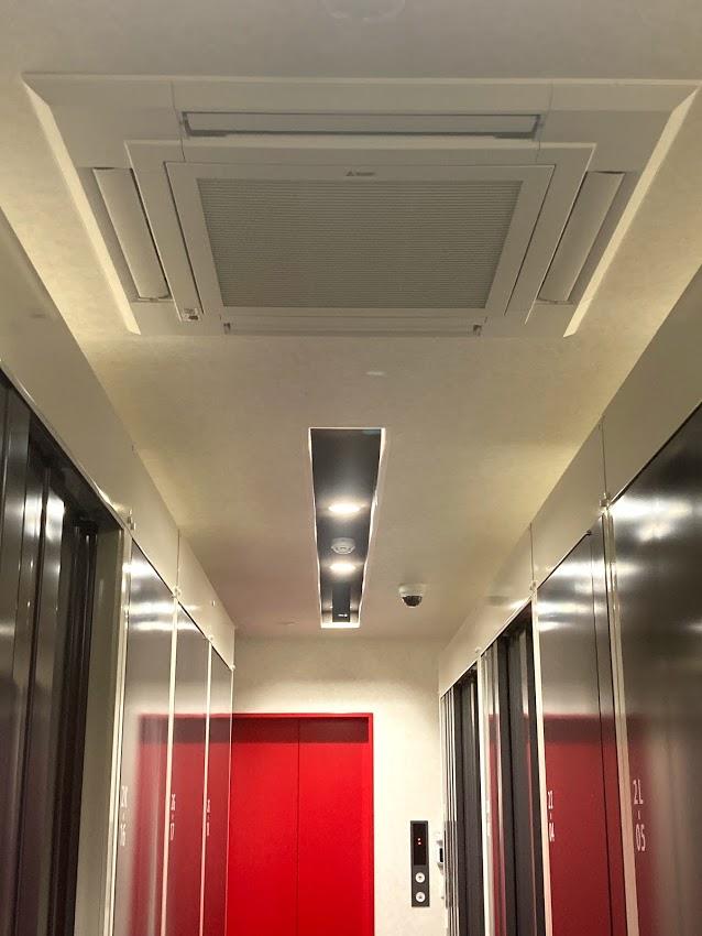 INABA96今池店 空調完備