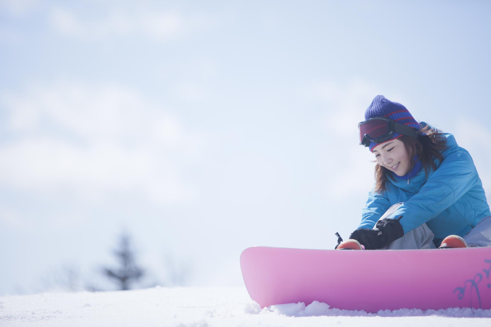スノーボードを傷めないためには?収納の正しい手順や注意点を解説